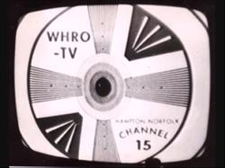 WHROtv 1972 logo