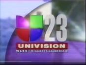 WLTVUnivision23Ident1996