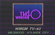 WMGM-TV 40 1985