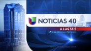 Wuvc noticias univision 40 6pm package 2016
