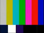 ZOE TV Channel 11 EIA Test Card (1998-2005)