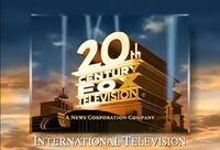 20th Century Fox International Television, B