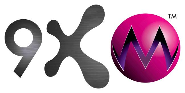 Image result for 9XM TV logo