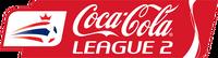 Coca-Cola League 2 logo (linear)