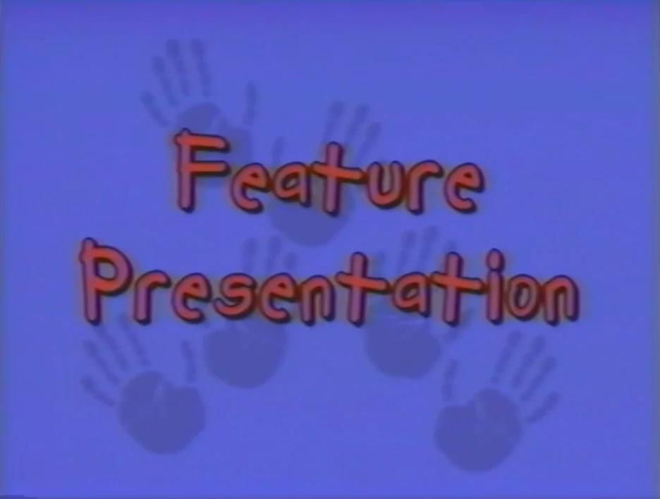 Feature Presentation (Playhouse Disney Variant)