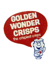 Golden Wonder 1950's