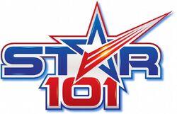KNUT (Star 101) 2016 logo