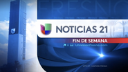 Kftv noticias univision 21 fin de semana package 2013