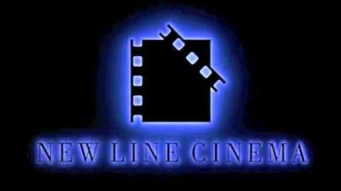 New Line Cinema logo (Early 1987)
