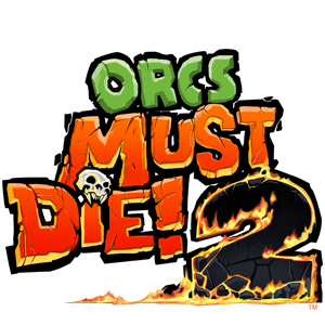 Orcs Must Die! 2 logo