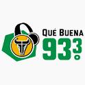 Que-buena-93-3
