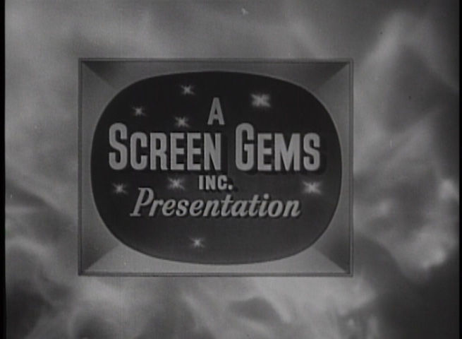 Screen Gems Presentation 1953