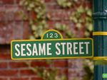 Sesame Street logo seen on Episode 4154