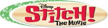 Stitch! The Movie logo