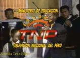 TV Perú - Televisión Nacional del Perú (1999)