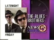 WEWS Movie 5 The Blues Brothers 1994 Promo
