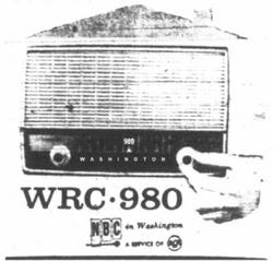 WRC Washington 1957
