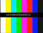 ZOE TV Channel 11 EBU Test Card (1998-2005)