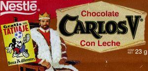 7 Carlos V 2000