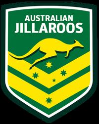 ARL Jillaroos Logo 2018