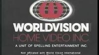 Coming Soon From Worldvision Home Video (1992?)