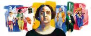 Huda Sha'arawi's 141st Birthday