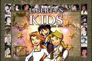 Liberty's Kids On-Screen Logo