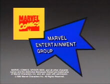 MARVEL ENTERTAINMENT GROUP
