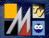 MTV3 logo 1990