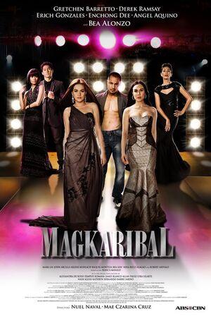Magkaribal poster