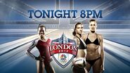 NBC Sports' The Games Of The 30th Summer Olympics - Primetime Video Promo For Monday Night, August 6, 2012