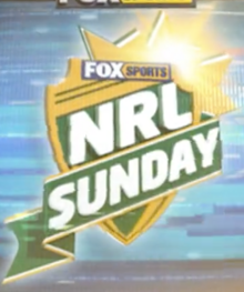 NRL Sunday