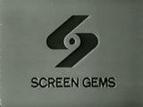 Screen Gems 1960s BW