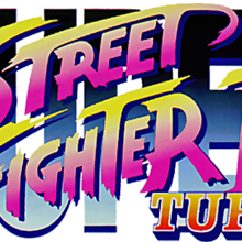Super Street Fighter Ii Turbo Logopedia Fandom