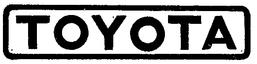 Toyota 1969