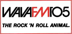 WAVA Arlington 1983