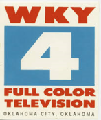 WKY Full Color Television