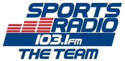 WNMQ Sports Radio 103.1 The Team