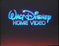 Walt Disney Home Video International 1981