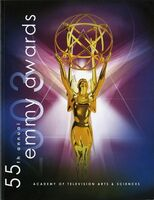 55th Primetime Emmy Awards Poster