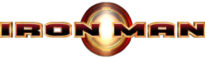 Iron Man merchandise logo