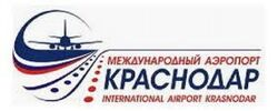 Krasnodar International Airport Old Logo