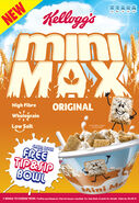 Mini Max Original Tip and Sip promotion