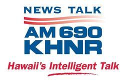 News Talk 690 KHNR