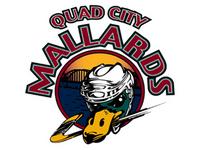 Quad City Mallards logo (2005-2007)