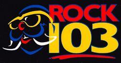 WEGR 102.7 Rock 103
