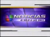 Wxtv noticias 41 solo a las once package 2001