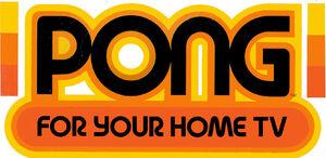 Atari Pong Console logo