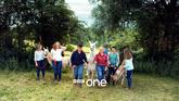 BBC One Llama Trekkers ident