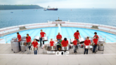 BBC One Steel Pan Band ident